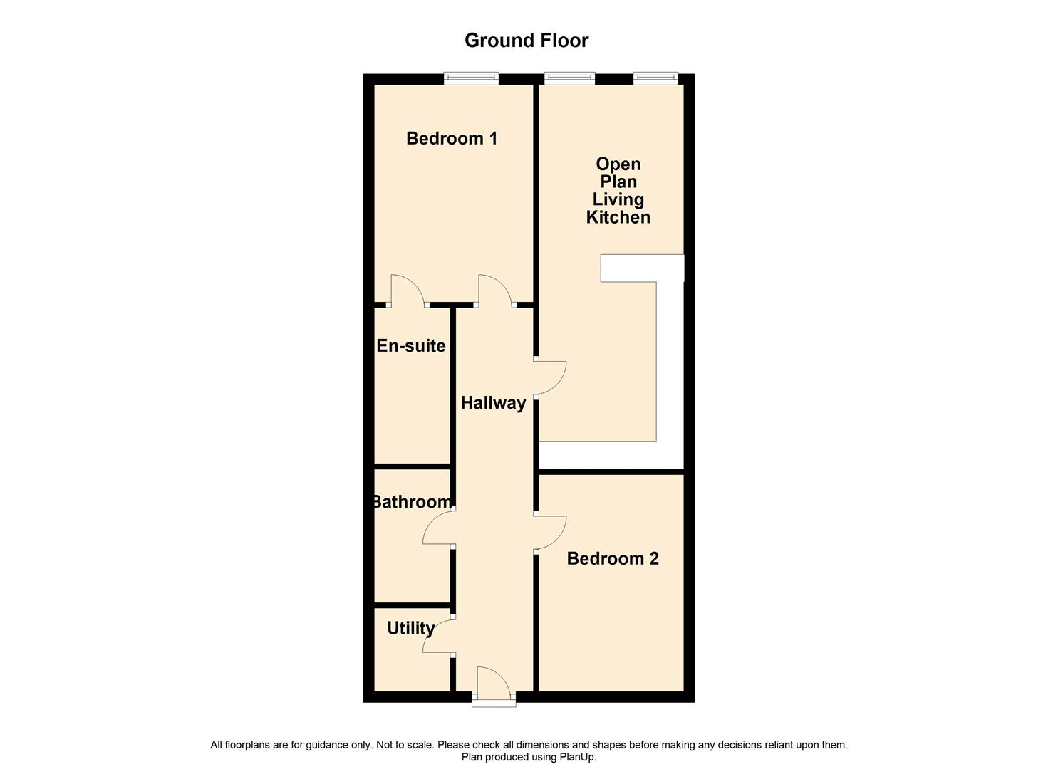 2 Bedroom Apartment For Sale - 213 The Cookstool, Northlight, Pendle.jpg